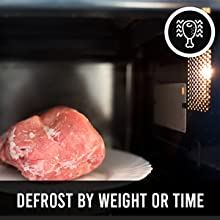 Weight/Time Defrost