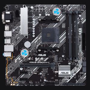 Prime B450M-A II