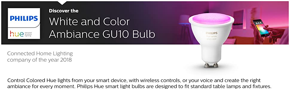 Hue Colour GU10