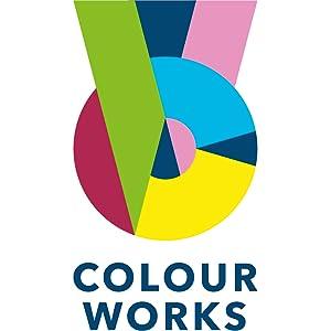 Colourworks CWBRPIZPNK acero inoxidable Rueda cortadora de pizza color rosa