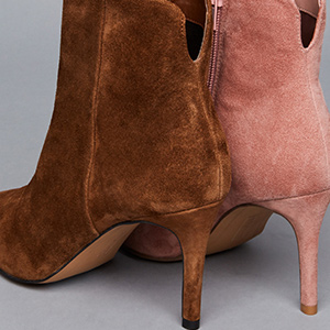 e39bc087a53 Flaunt styles inspired by the latest trends with Steven by Steve Madden.  These chic fashion shoes for women include suede flats and pumps and modern  boot ...