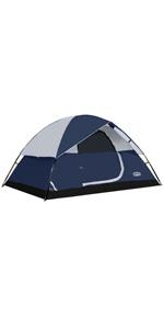 Dome tent 4P