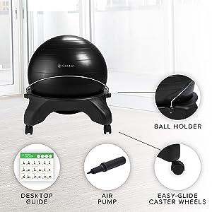 balance ball chair;balance ball;yoga ball;desk chair;office chair;ball chair;balance ball