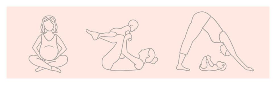 yoga, pregnancy, yoga after birth