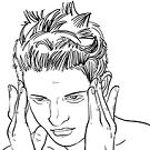 gel for frizz free hair;flayways;frizziy hair;water solbule hair gel;sclick look;wet look;hair gels