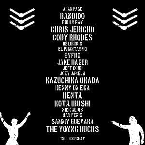 List of Wrestlers