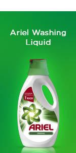 ariel washing liquid