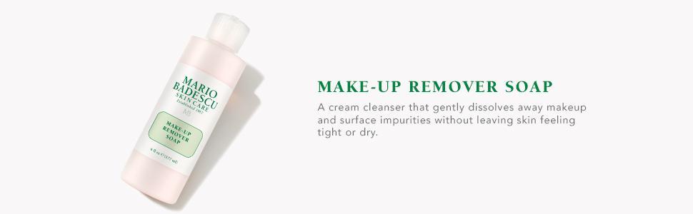 Amazon.com: Mario Badescu - Jabón quita-maquillaje: Luxury ...