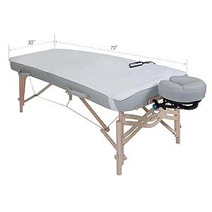 table warmer, massage table warmer