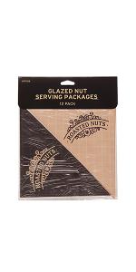 glazed nut serving packages 12-pack vkp1218