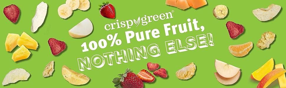 Crispy Fruit