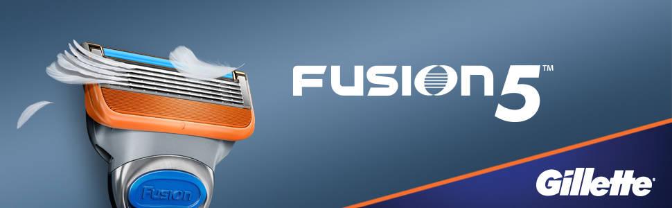 Ontdek de Gillette Fusion5