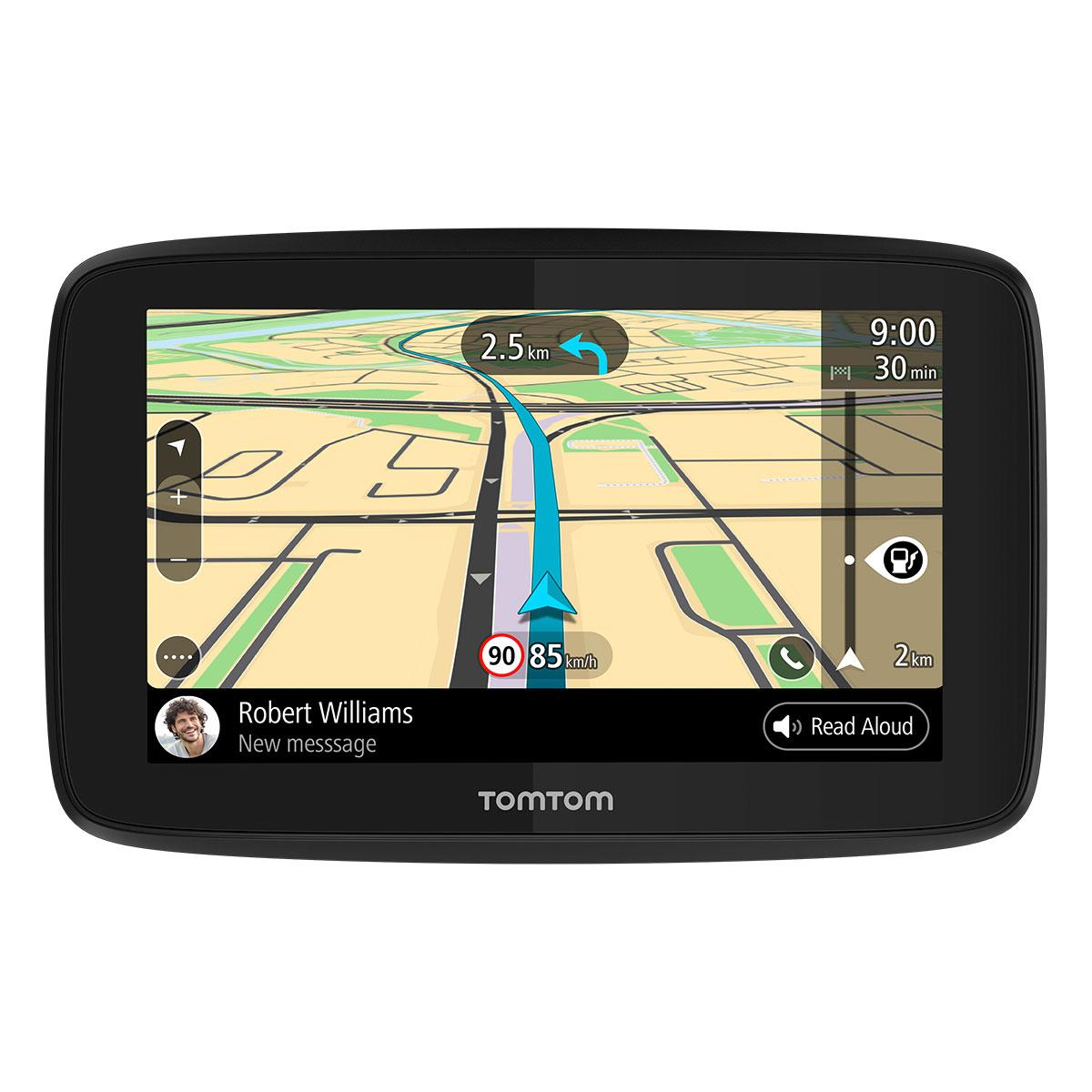 tomtom gps poids lourds go professional 6200 6 pouces cartographie europe 48 vie. Black Bedroom Furniture Sets. Home Design Ideas