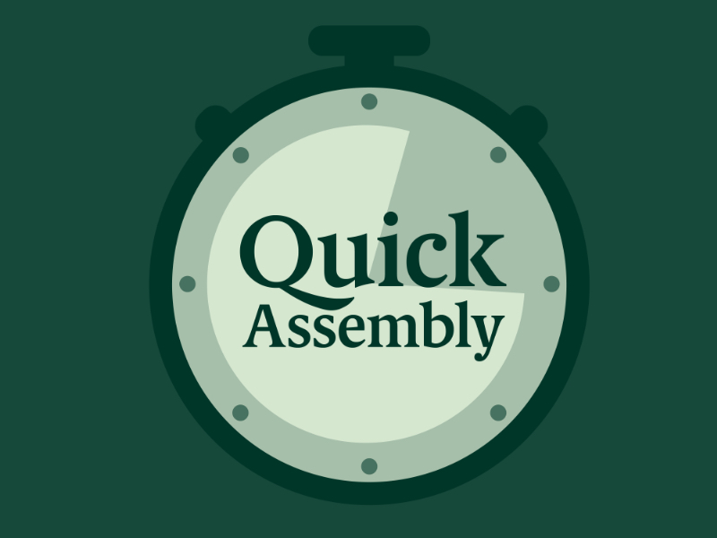 Quick Assembly Icon