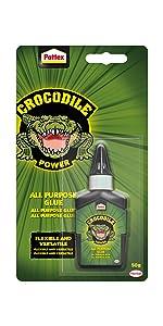 crocodile coccodrillo colla forte multiuso