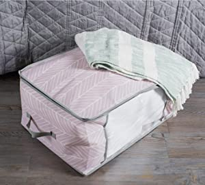 underbed under bed storage containers the clothing sweater closet blanket bins organization zippered