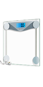 Etelcity bathroom scale 4074C