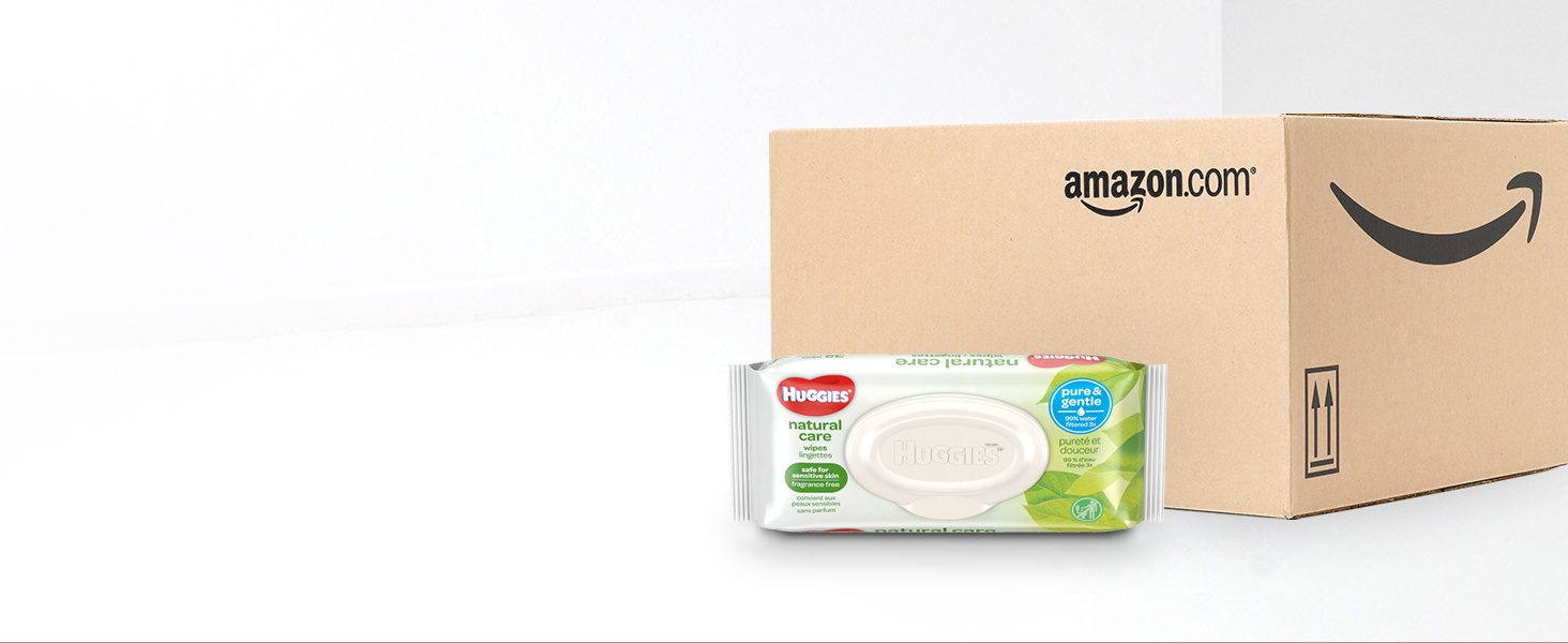 Bundle and save even more on everyday essentials, such as Huggies Baby Wipes.