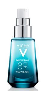 Mineral 89 ojos, hidratación, contorno de ojos, ácido hialurónico, boost