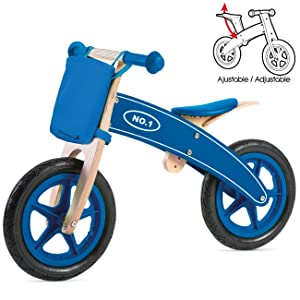 Bici azul ref. 85102