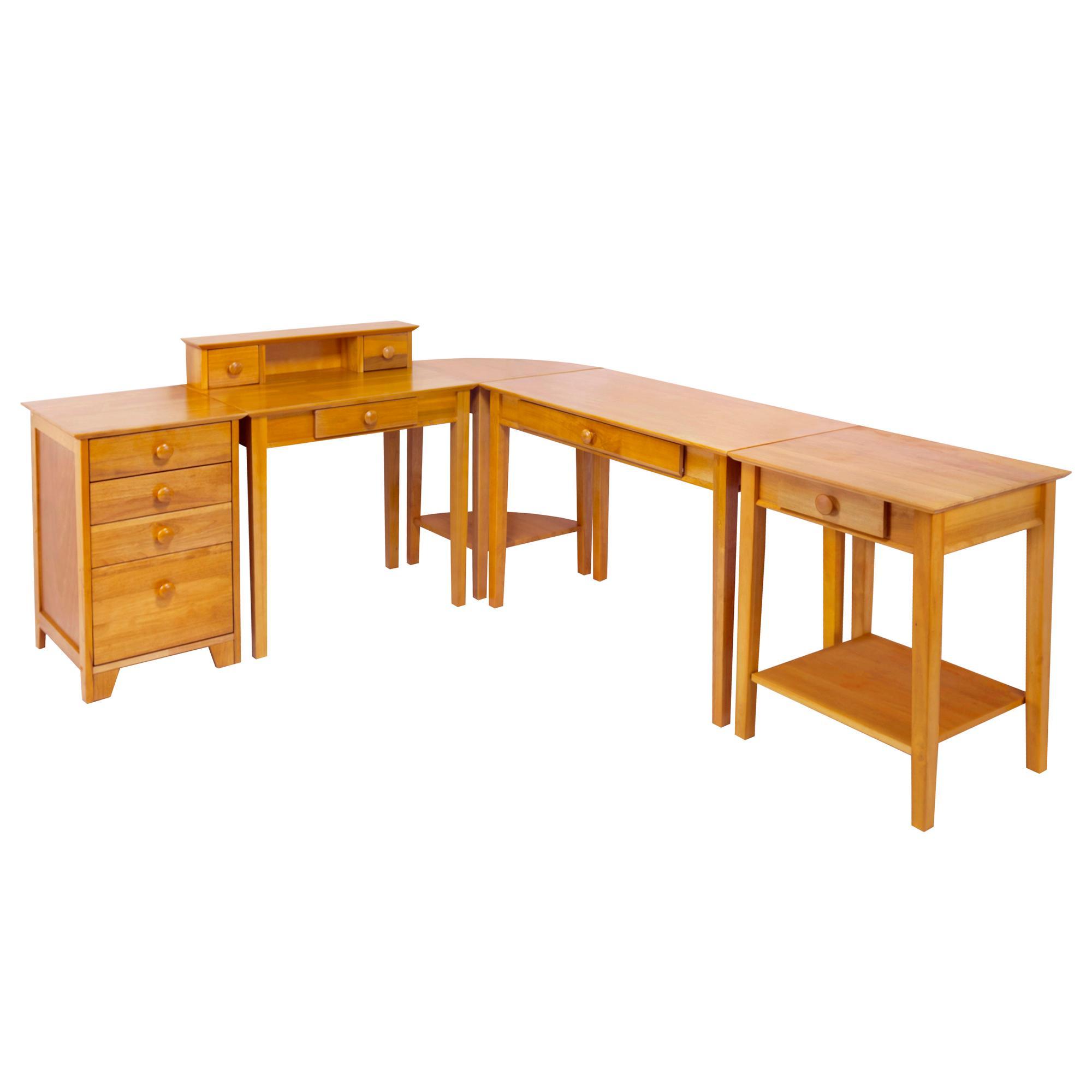 Amazon.com: Winsome Studio Home Office Furniture Set