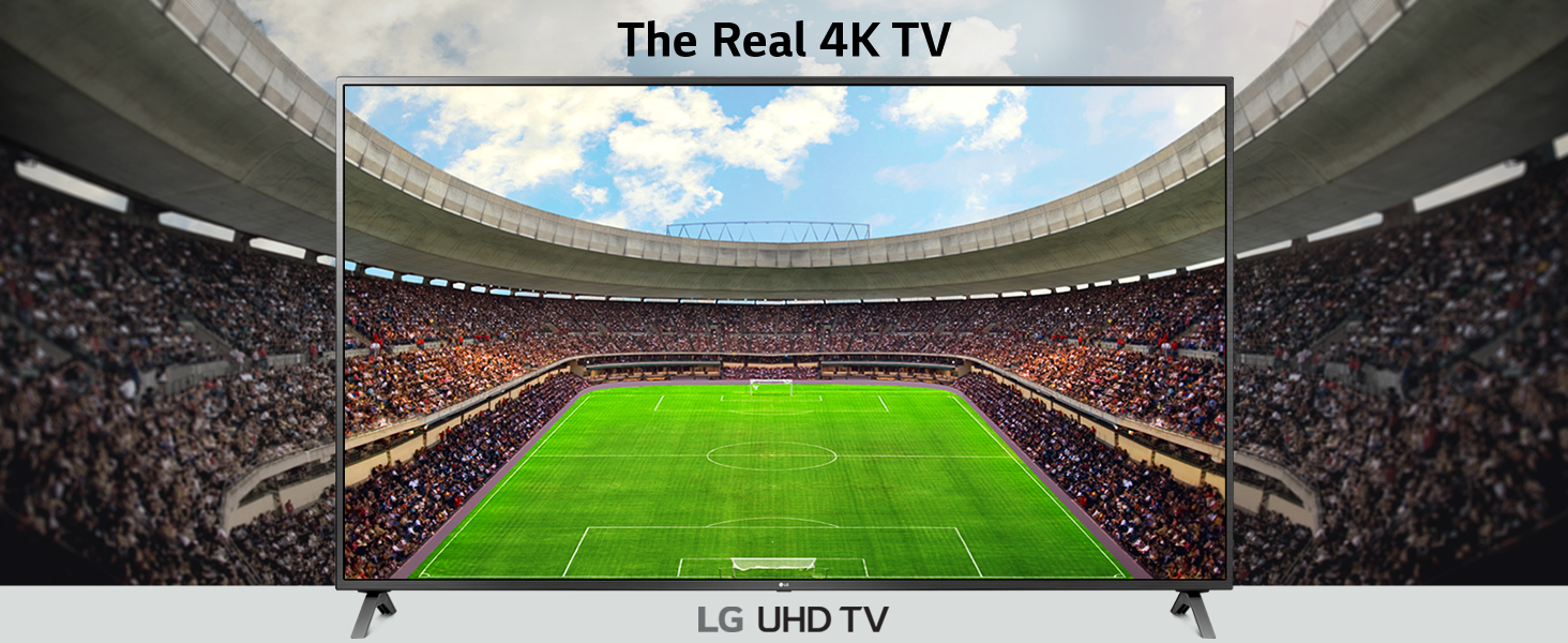The Real 4K TV