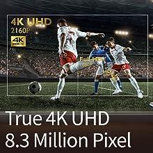 True 4K UHD