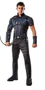 Men's Hawkeye Costume