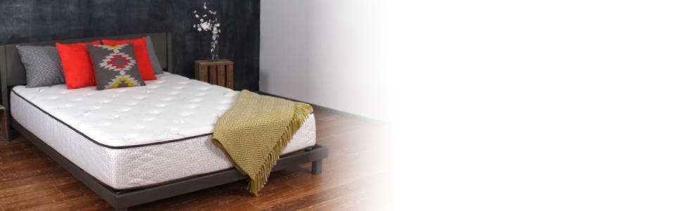 Dreamfoam Ultimate Dreams Cushion Firm Latex Mattress Review