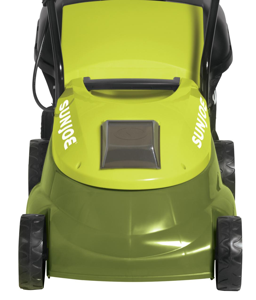 Sun Joe Mj401c 14 Inch 28 Volt Cordless Lawn Mower Amazon