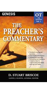 Preacher's commentary volume 1 Genesis