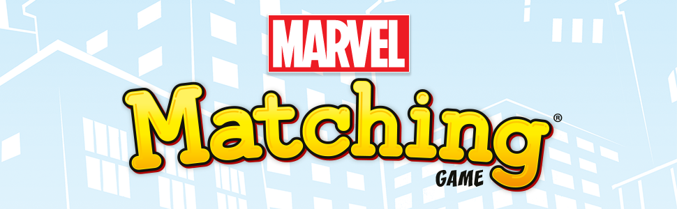 Marvel Matching Banner