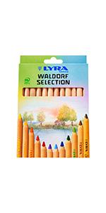 Waldorf Colored Pencils