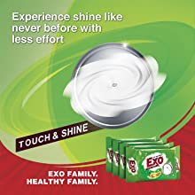 Experience shine like never before with less effort