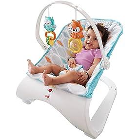 Amazon Com Fisher Price Comfort Curve Bouncer Baby