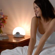 Lumie Bodyclock wake-up alarm
