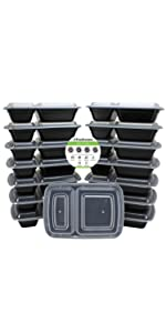 21 Day Fix lunch box