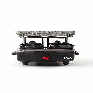 appareil à raclette doc162 - machine view