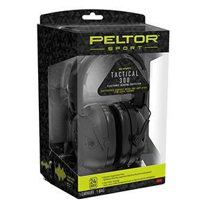 Peltor Sport Tactical 300 In Package