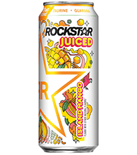 rockstar energy drink juiced