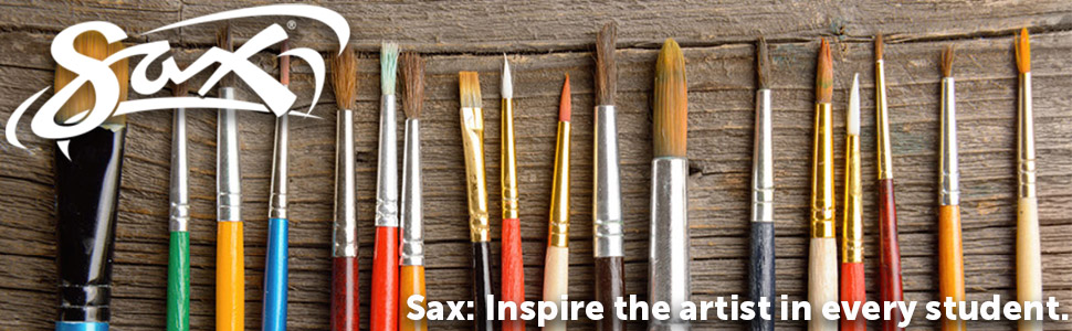 Sax: Inspire the artist in every student.