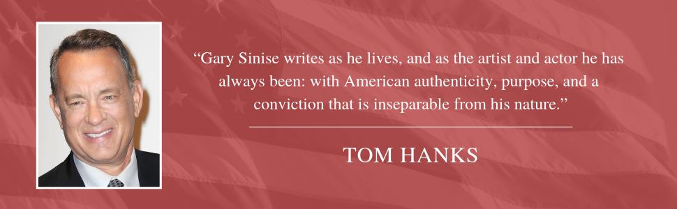 tom hanks endorses Grateful American