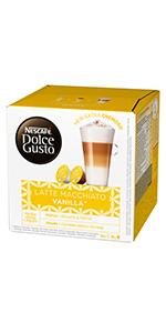 NESCAFÉ Dolce Gusto Latte Macchiato Vanille