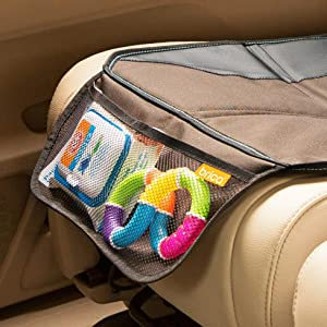 seat mat for kids; best car seat protector; best carseat protector