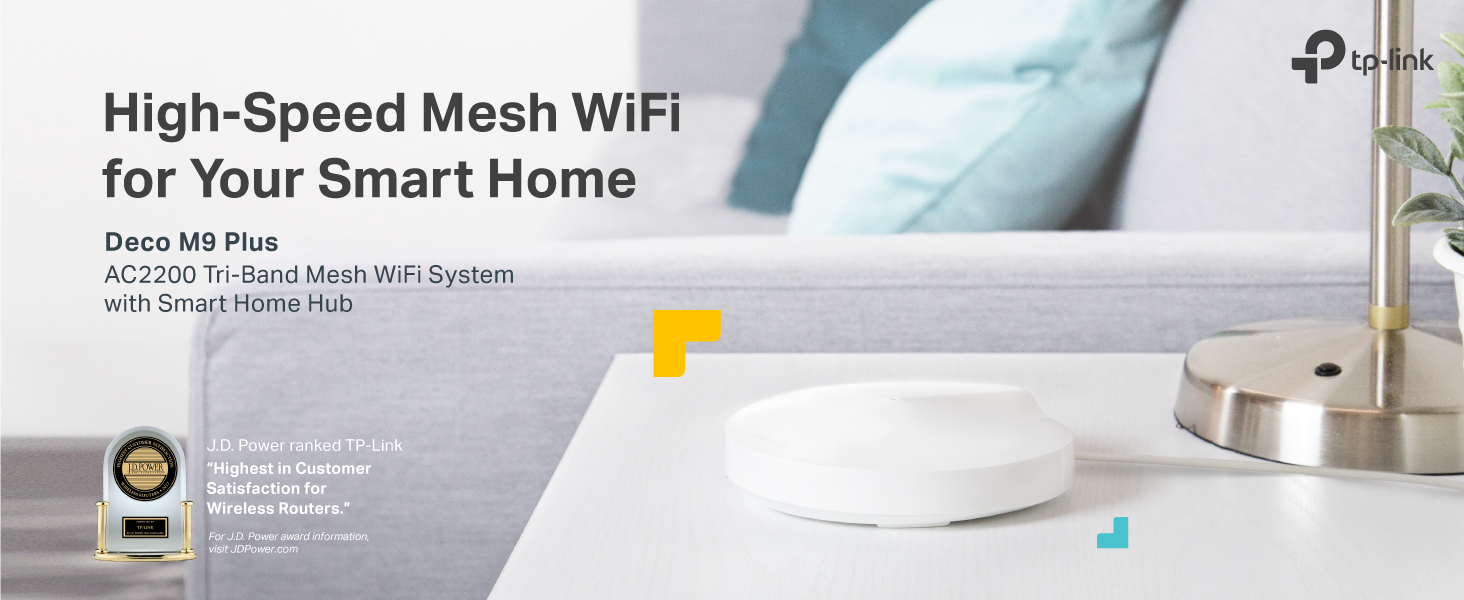 Tp Link Smart Hub Whole Home Mesh Wifi System Zigbee Luggage Security Alarm Circuit Diagram Electronicshuborg High Speed For Your