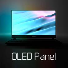 OLED laptop; OLED gaming; OLED panel; AMOLED laptop; UHD OLED