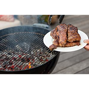 lump, charcoal, grilling