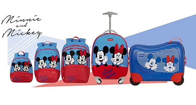 kids minnie mouse; minnie mouse bags; mickey mouse bags; luggage; kids suitcase; travel; schoolbag