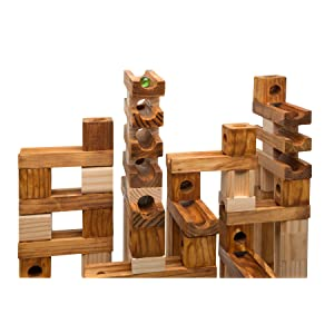 Amazon Com Ideal Timeless Toys Amaze N Marbles 60 Piece