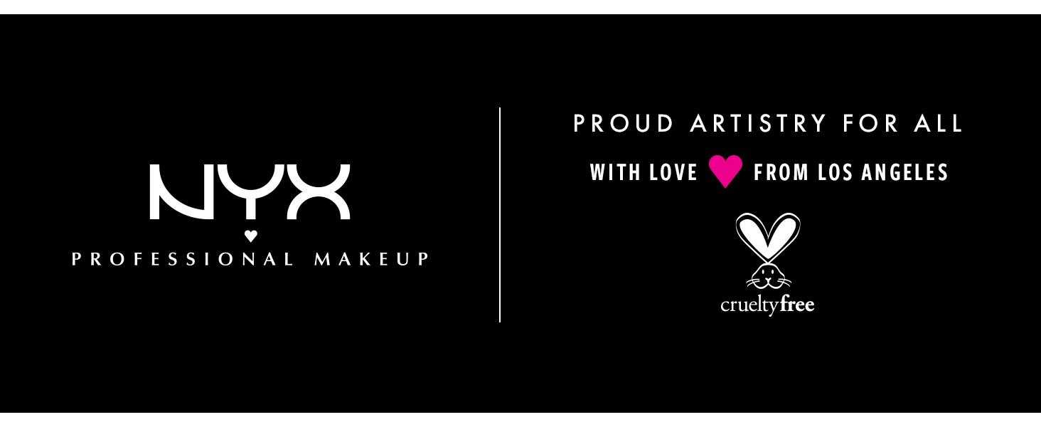 nyx professional makeup beauty products cruelty free vegan formula